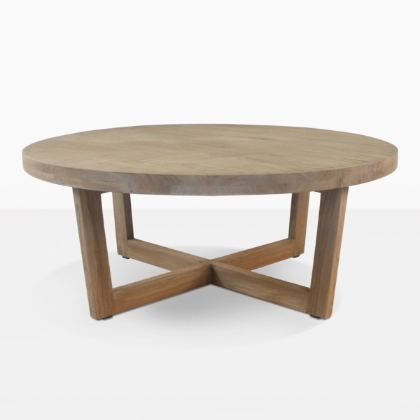 Coco Round Teak Coffee Table