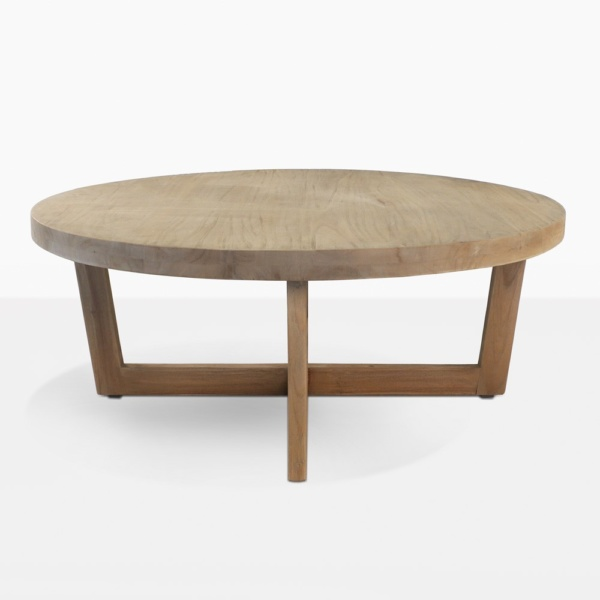Coco Round Outdoor Coffee Table