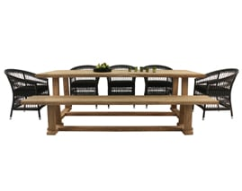 Outdoor Teak Dining Sets