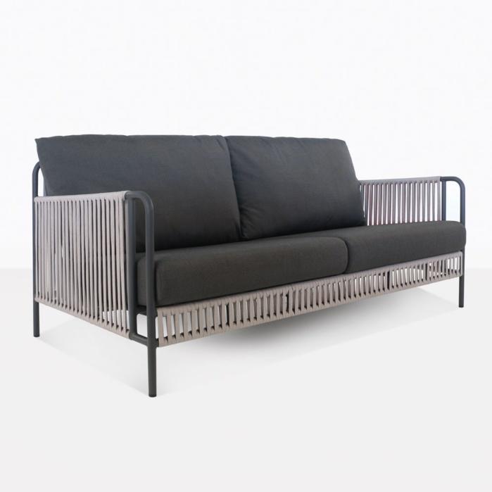 Fontana Outdoor Sofa with cushions