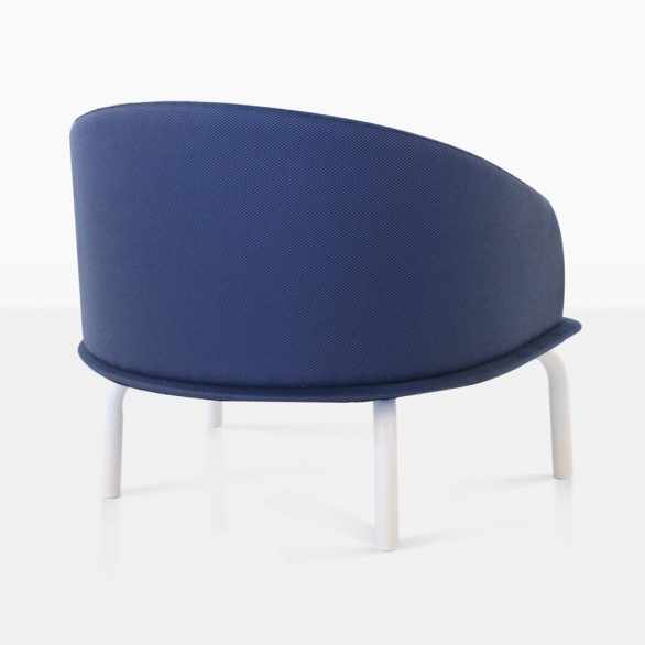 Kobii Blue Relaxing Chair Back