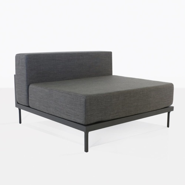 Kobii Sectional Center Chair with cushions