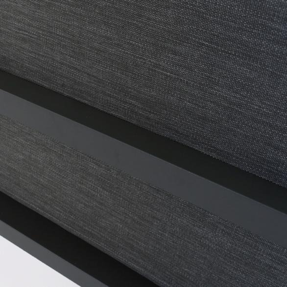 Kobii Dark Grey Italian Fabric
