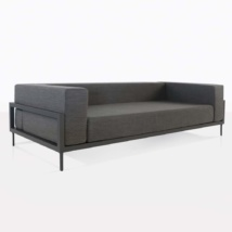 Kobii Dark Grey Sofa