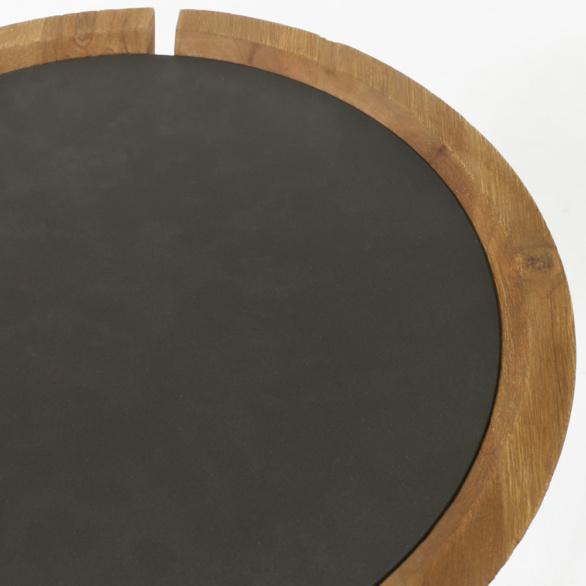 Sheeba Accent Table Closeup