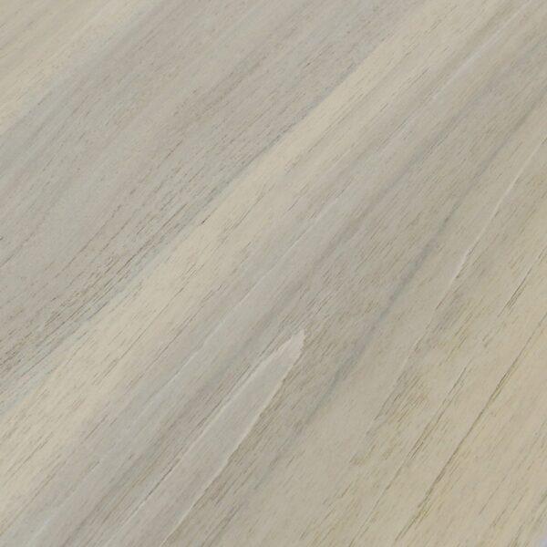 Bradford Teak Stool Closeup Wood Grain