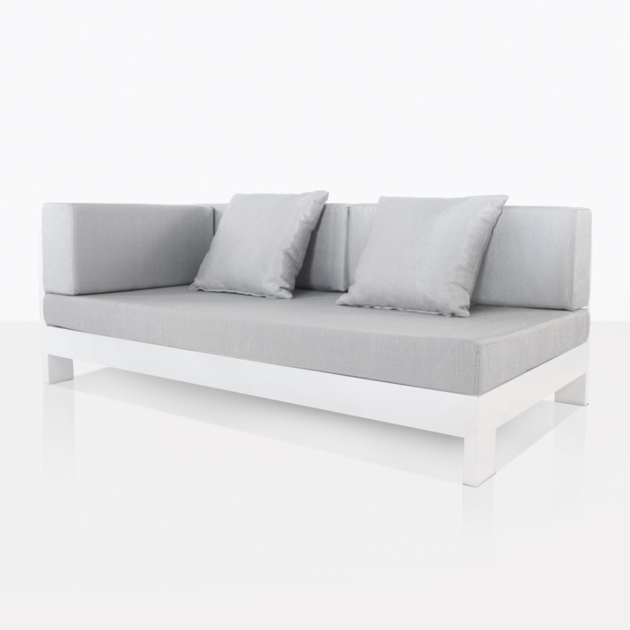 Coast Aluminum Right Arm Daybed