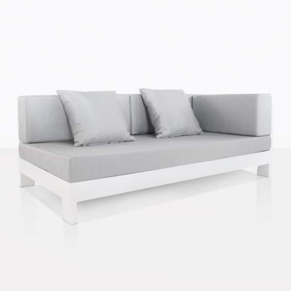 Coast Aluminum Left Arm Daybed