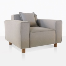 James Upholstered Lounge Chair