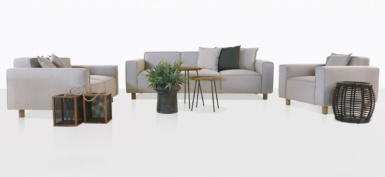 James Upholstered Outdoor Furniture Collection