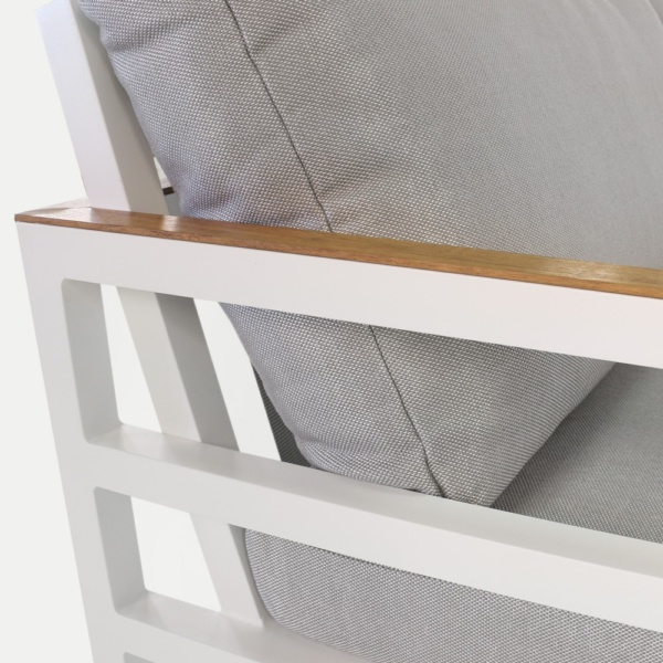 Westside Aluminum Furniture Closeup