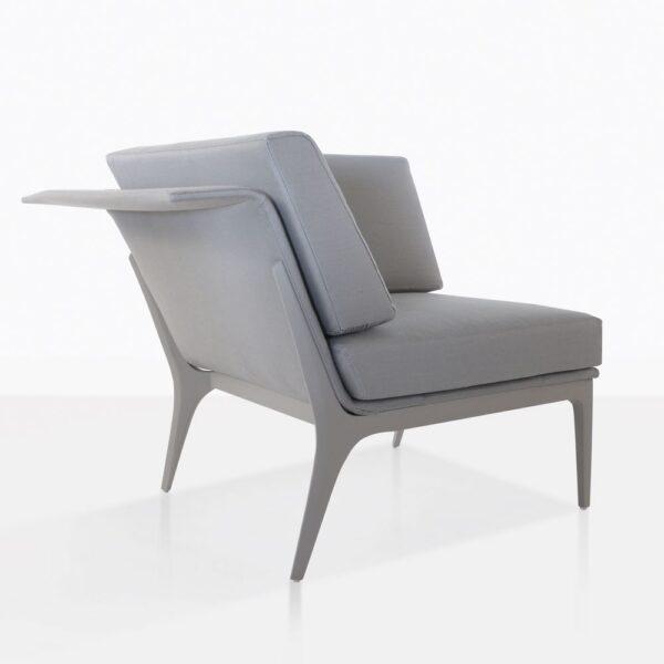 Marsala Sectional Corner Chair Back