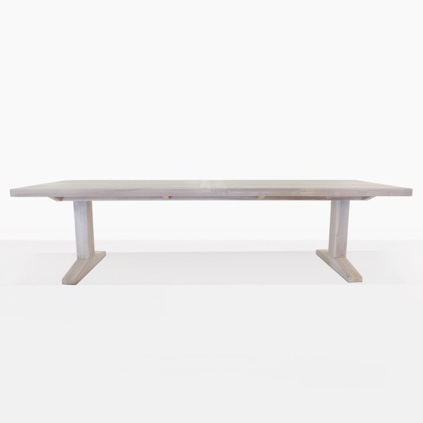 Sherman Outdoor Rectangle Dining Table