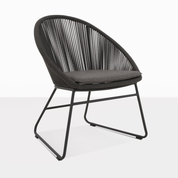 Toga Rope Outdoor Dining Chair
