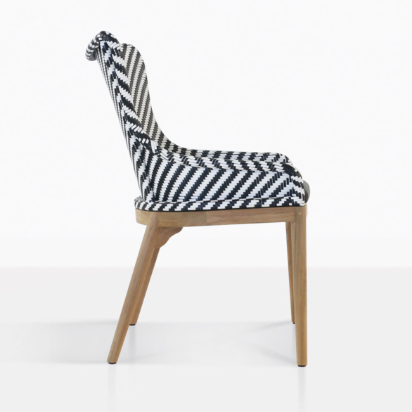 Bugg Dining Chair Side View