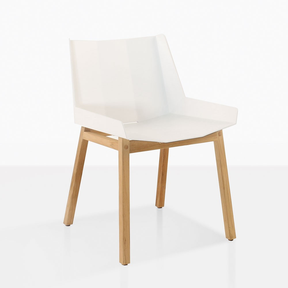 Elements Teak Dining Side Chair