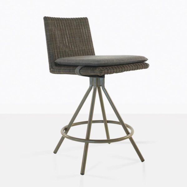 brown Loop stool