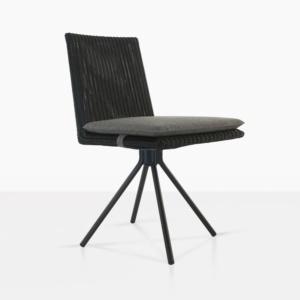 Loop Wicker Outdoor Dining Chair