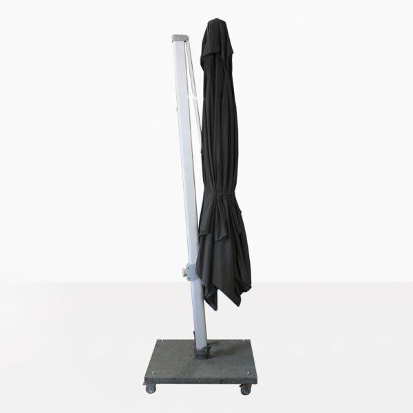 Mauritius Umbrella - closed black