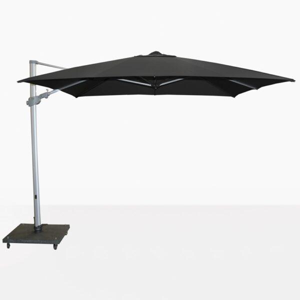 Mauritius Umbrella - black flat