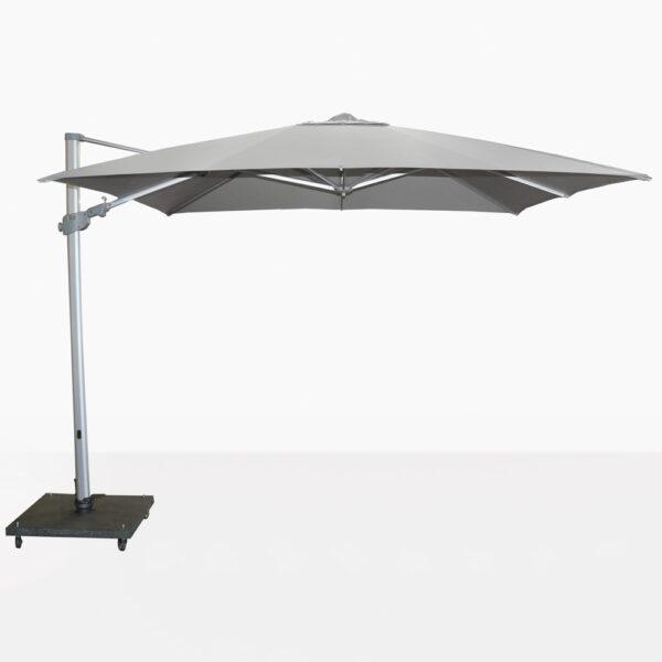 Mauritius Umbrella - grey flat
