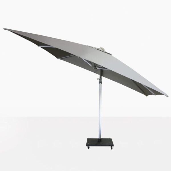 Mauritius Umbrella - grey tilt