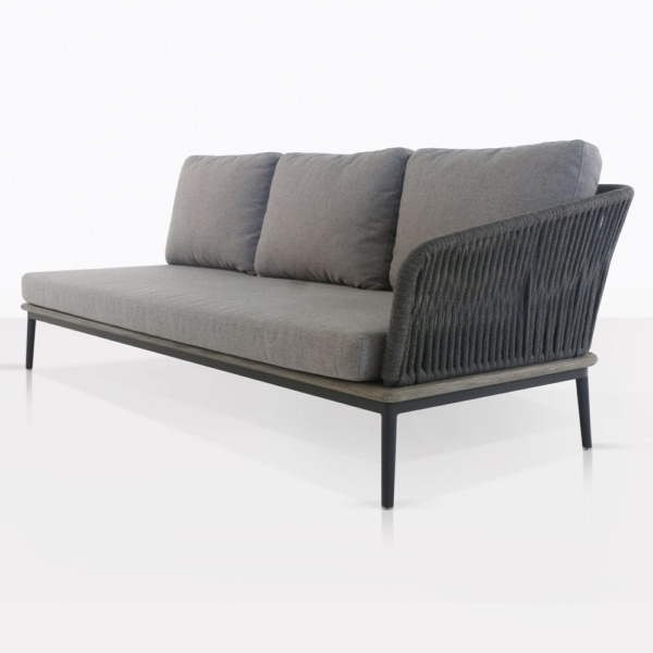 Oasis Sectional Left Arm Sofa