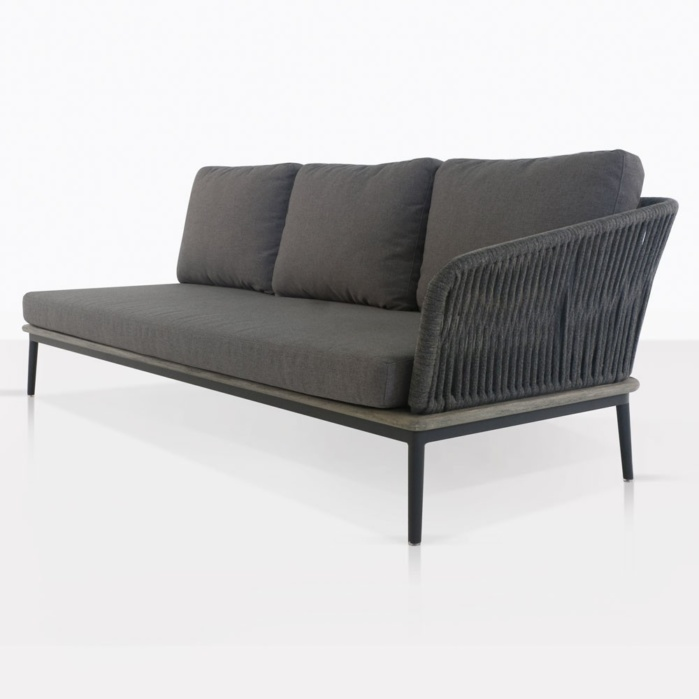 Oasis Sectional Sofa Left