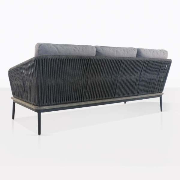 Oasis Sectional Left Arm Sofa Back