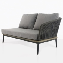 Oasis Sectional Loveseat Left