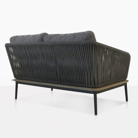 Oasis Sectional Right Arm Back