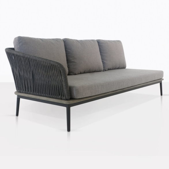 Oasis Right Arm Sectional Sofa