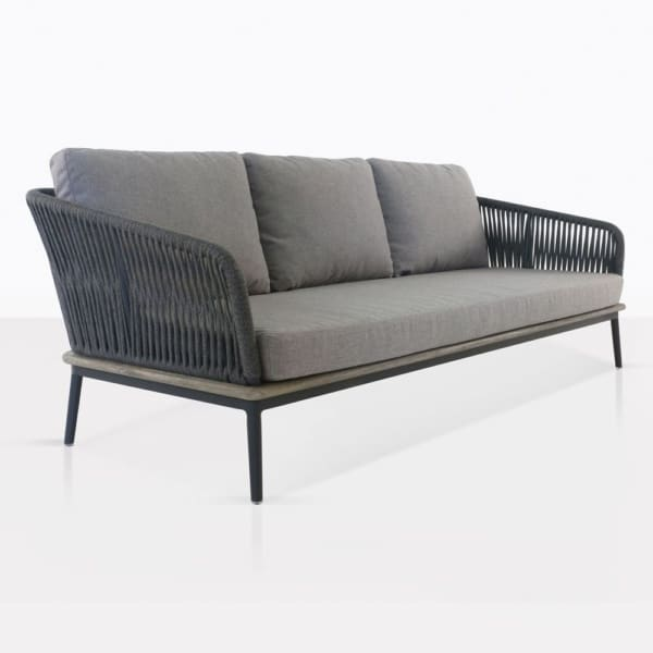 Oasis Rope 3 Seater Sofa