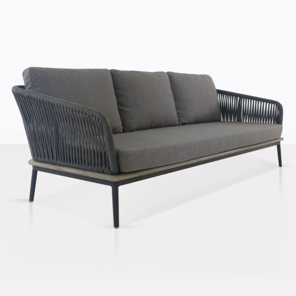 Oasis Outdoor Sofa With Rope