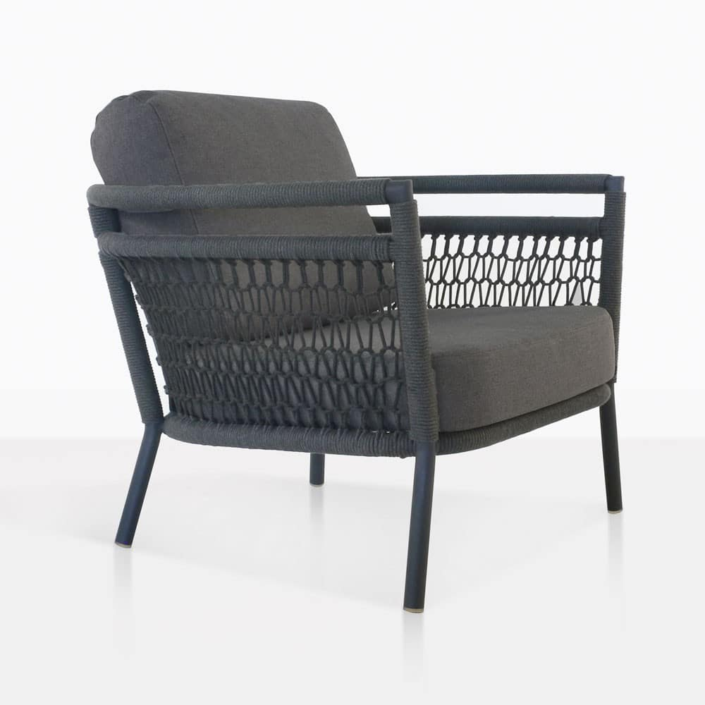 Usso Rope Outdoor Lounge Chair ...