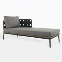 space leftside daybed - side