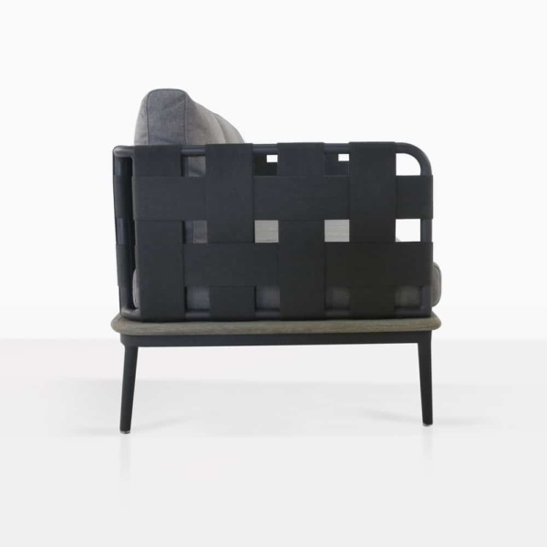 Space loveseat right - side