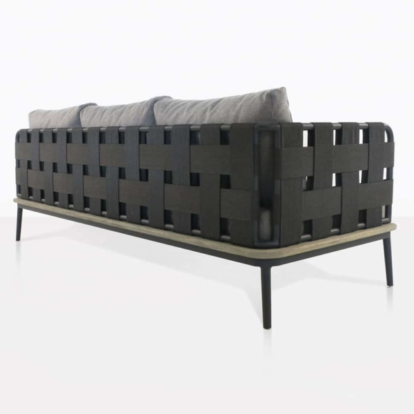 Space sofa right - back