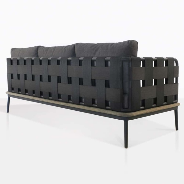Space outdoor sofa - angle back