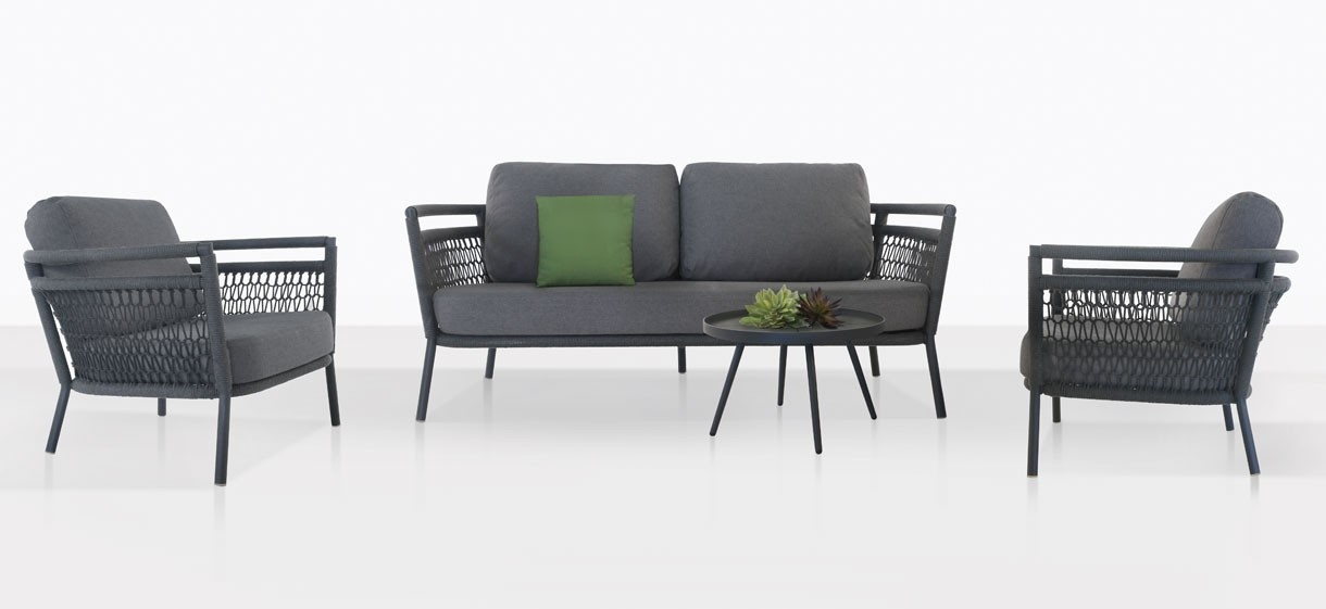 Usso Rope Outdoor Furniture Collection