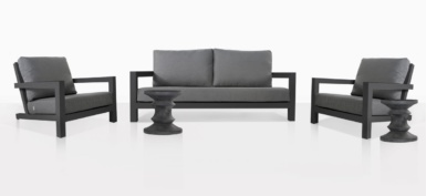 Granada Loveseat And Club Chair