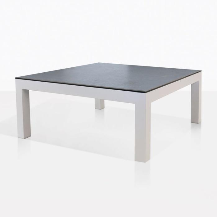 Granada Aluminum Outdoor Coffee Table