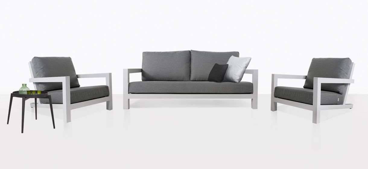 Granada Sofa And Club Chairs
