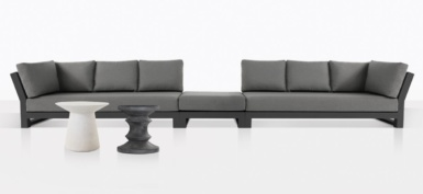 South Bay Sectional Sofa And Ottoman