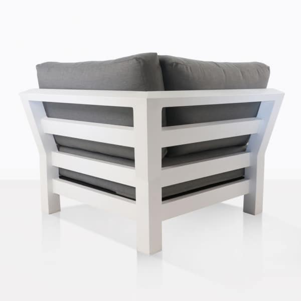 South Bay Sectional Corner Back in White