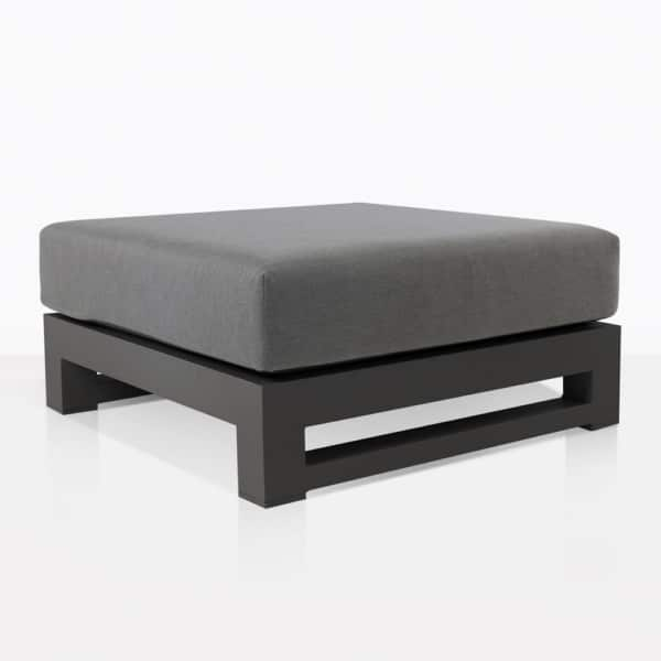 South Bay Aluminum Ottoman