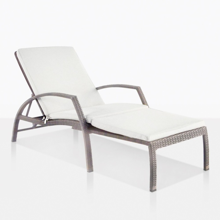 Sam Wicker Adjustable Sun Lounger