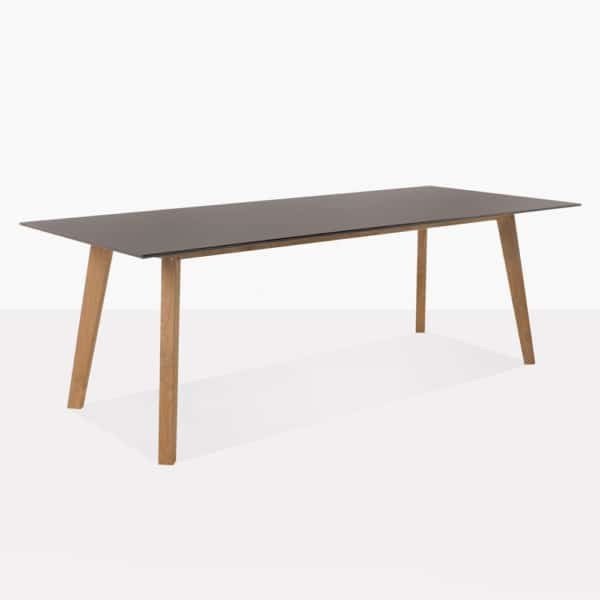 Elements Rectangular Outdoor Dining Table
