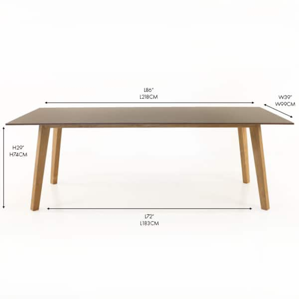 Element Outdoor Dining Table