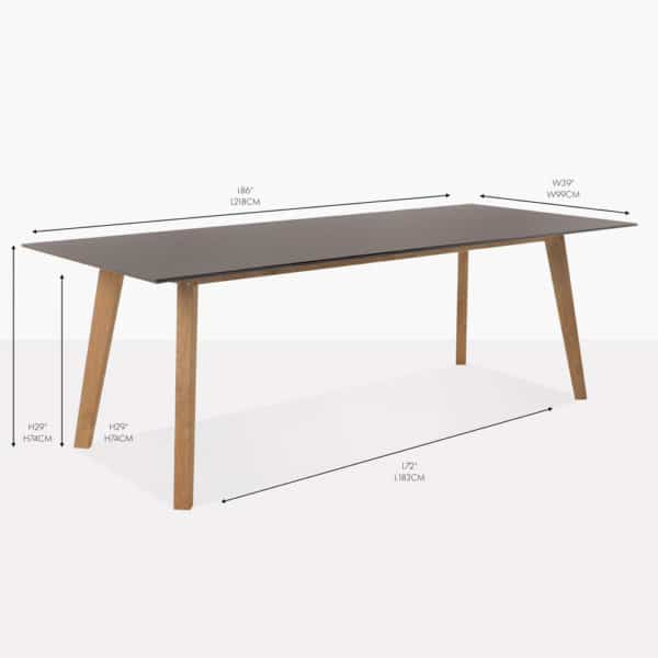 Elements Dining Table
